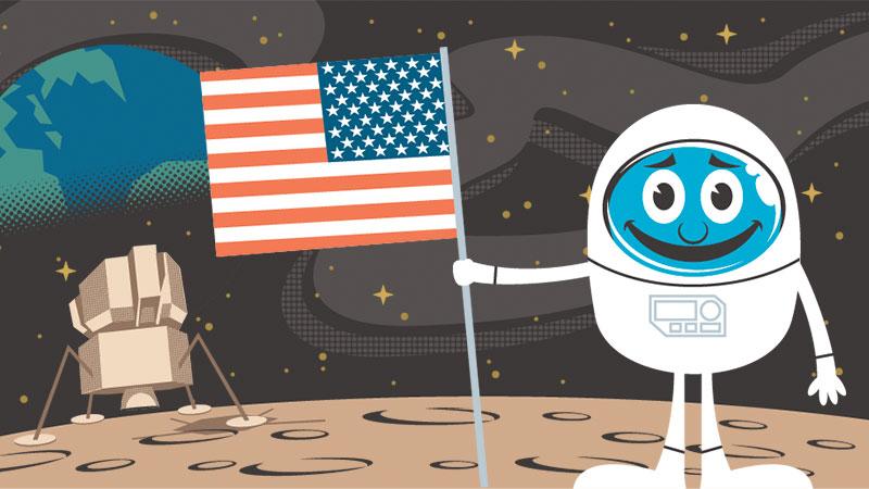 Ma sulla Luna ci sono andati davvero? A 50 anni dal 20 luglio 1969 non tutti la pensano così…