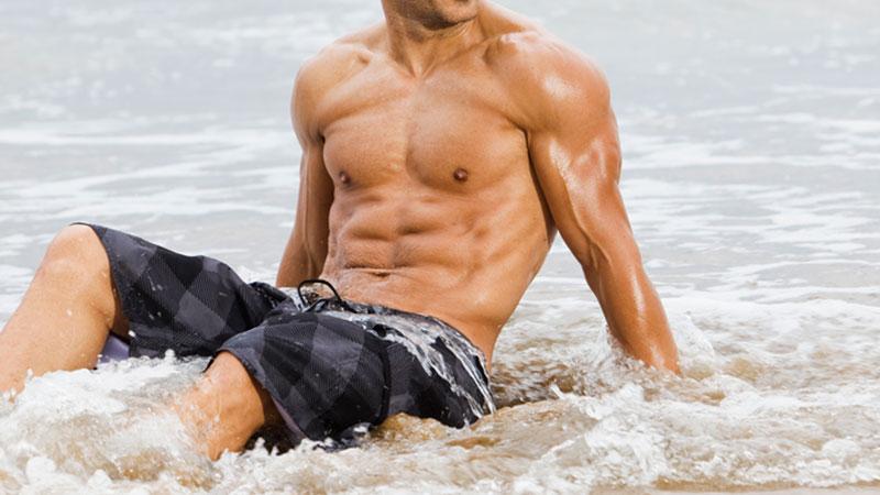 Pump those muscles! Come partire per le vacanze in forma perfetta