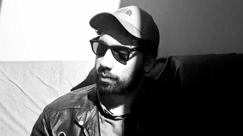 Fabio Landi, regista. Photo courtesy of Fabio landi