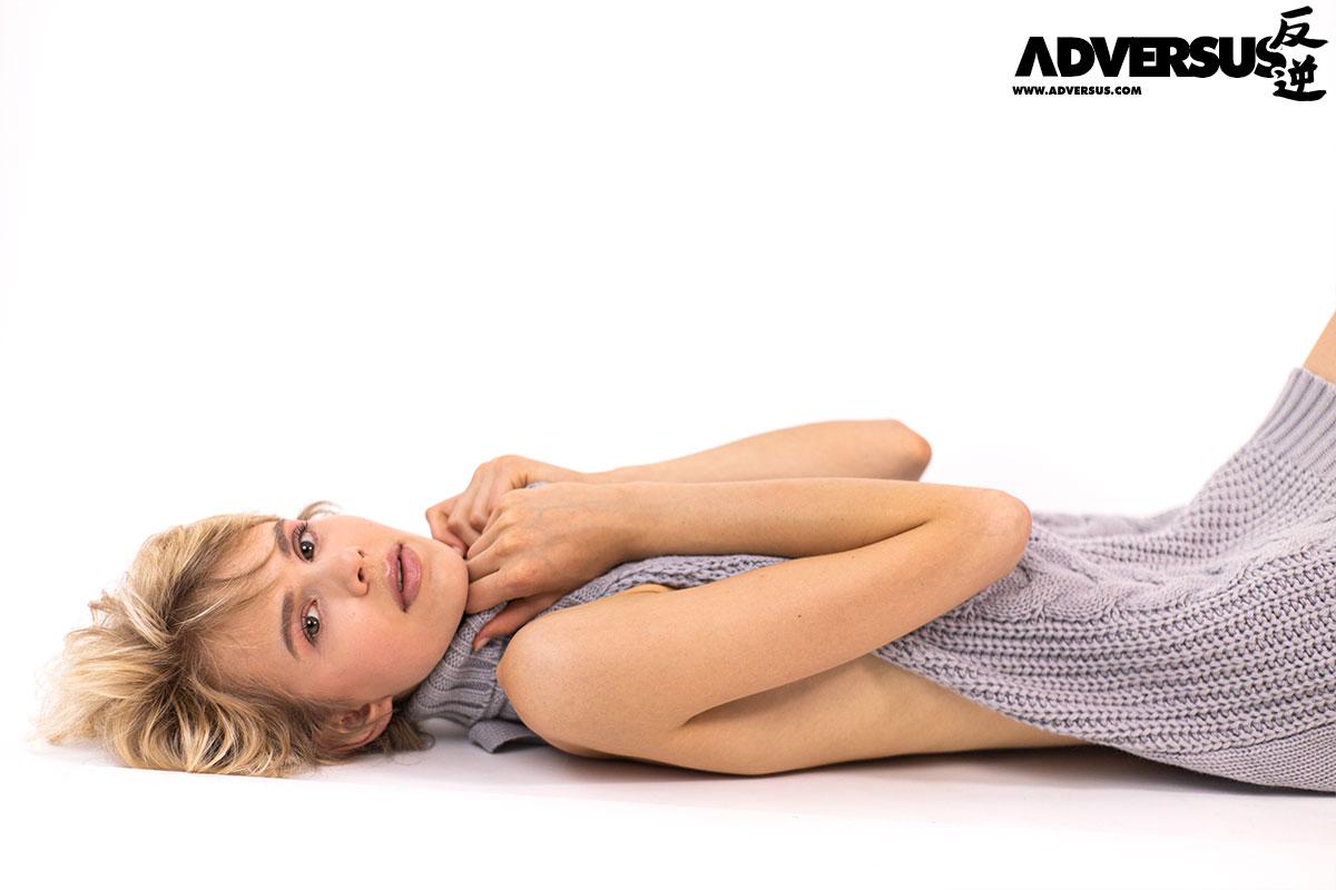AGATA - ADVERSUS Featured Model - Photo Alessio Cristianini