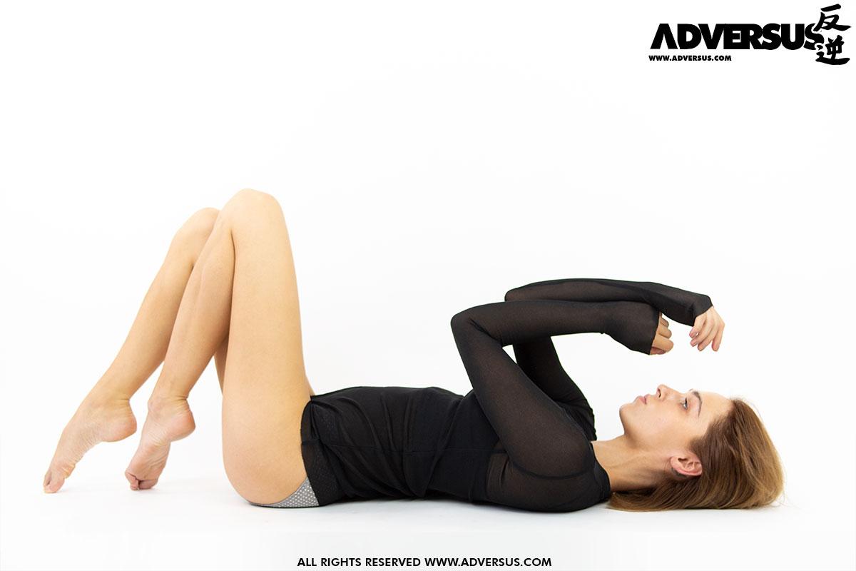 Aida, ADVERSUS Cover Model - Photo: Alessio Cristianini