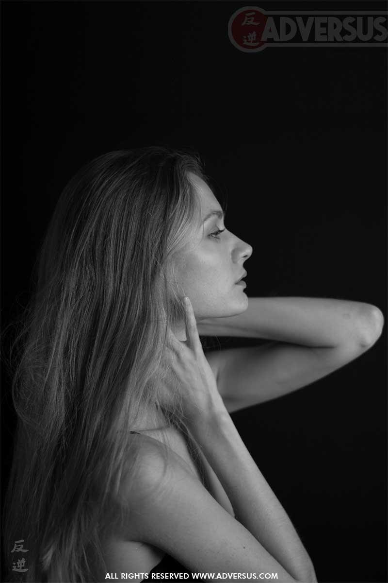 Dominika - ADVERSUS Featured Model. Photo Alessio Cristianini