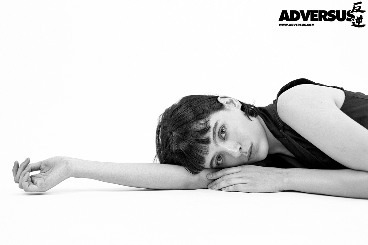 ERIKA - Adversus Featured Model - Photo Alessio Cristianini