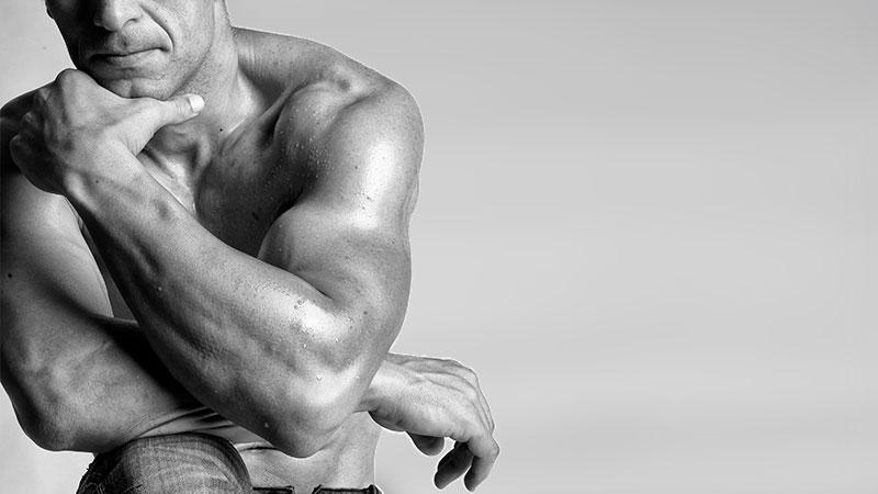 Supplementi proteici per lo sviluppo muscolare