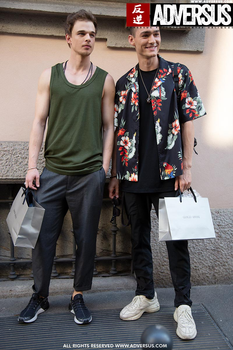 Moda streetstyle estate 2019