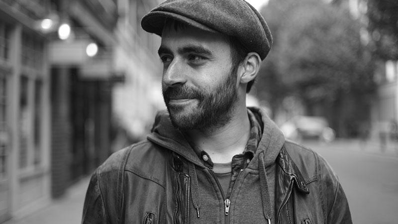 Davide Gentile, regista. Una carriera nella pubblicità guardando al cinema come punto di arrivo.