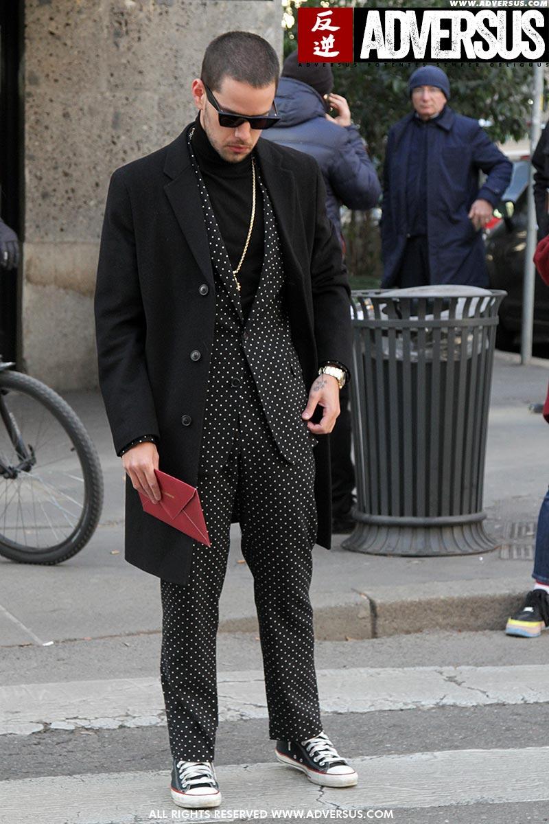 Streetstyle moda uomo 2020