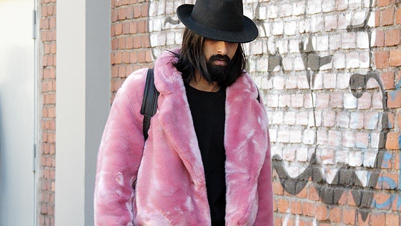 Moda streetstyle uomo 2020