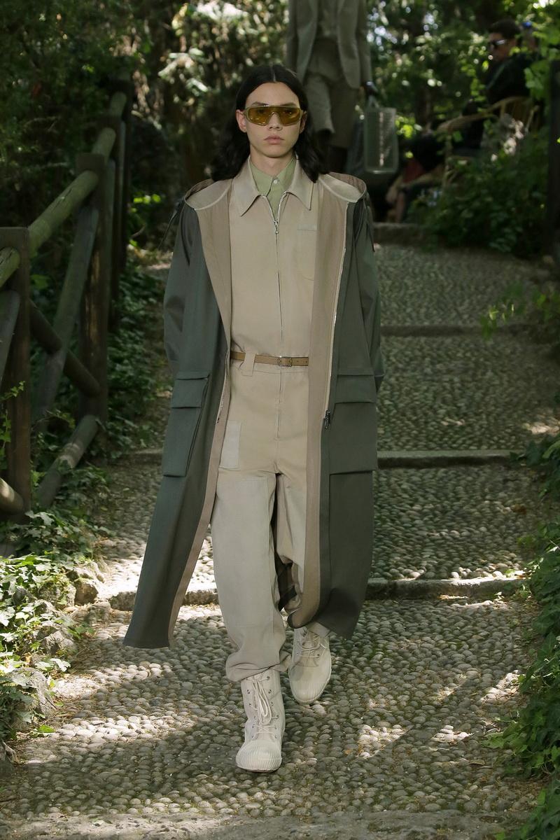 Collezione moda Fendi Uomo primavera estate 2020