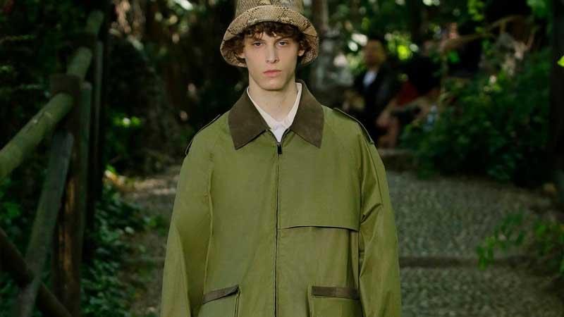 Collezione moda Fendi primavera estate 2020