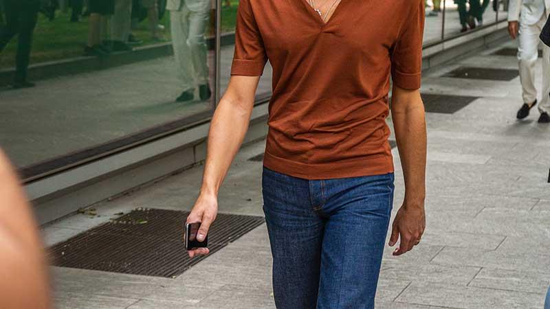 Tendenza moda uomo estate 2020 - Jeans - Foto Charlotte Mesman