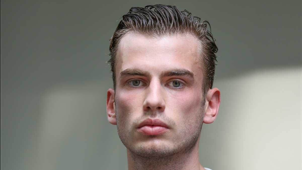 Questa taglio di capelli potrebbe essere il tuo nuovo look capelli estate 2020? Capelli uomo 2020 - Foto Mauro Pilotto