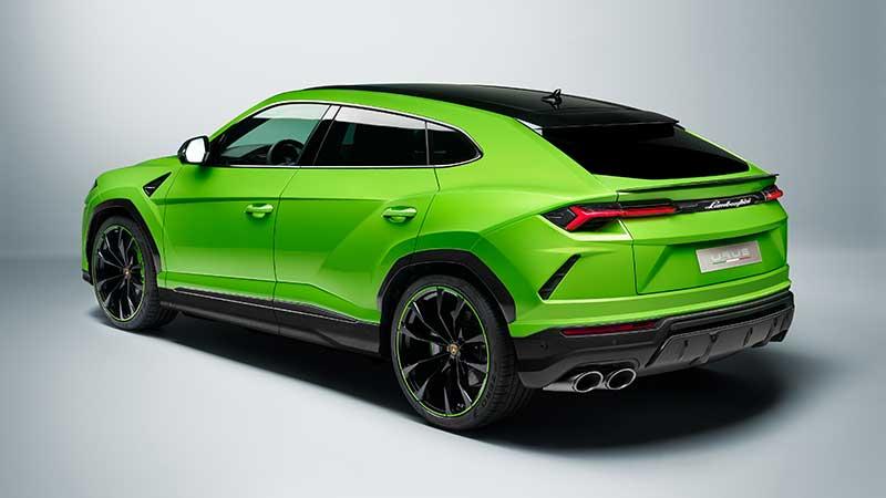 Lamborghini Urus Pearl Capsule, una nuova collezione colori per il Super SUV Urus