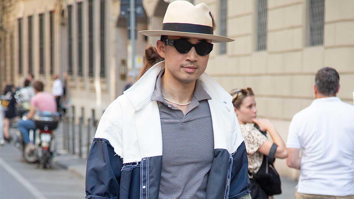 Moda uomo estate 2020. La moda neo-dandy potrebbe fare al caso tuo? - Foto Charlotte Mesman