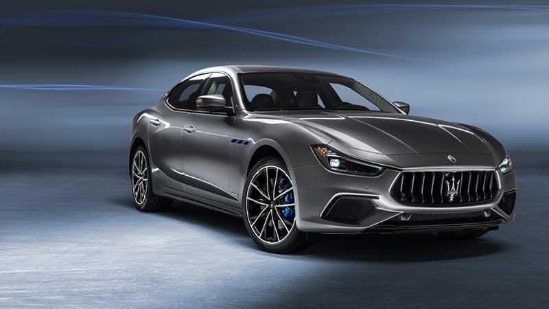 Nuova Ghibli Hybrid: la prima vettura elettrificata della storia di Maserati