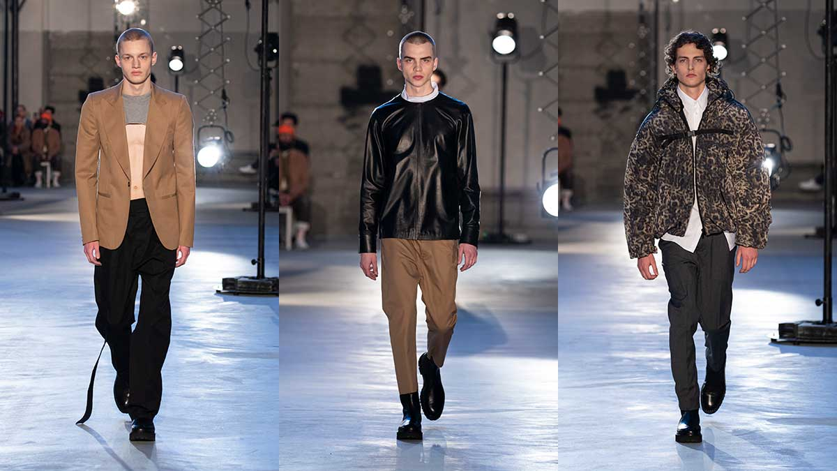 Tendenze moda uomo autunno inverno 2020 2021. Il cammello rivisitato in chiave moderna - Photo courtesy of N21
