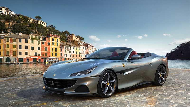 Ferrari Portofino M: un viaggio di riscoperta