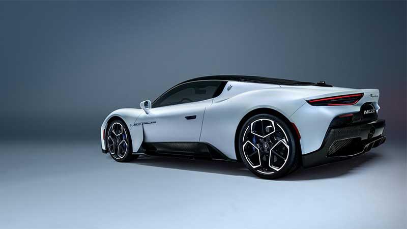 Maserati presenta la MC20 un capolavoro di tecnica e di estetica