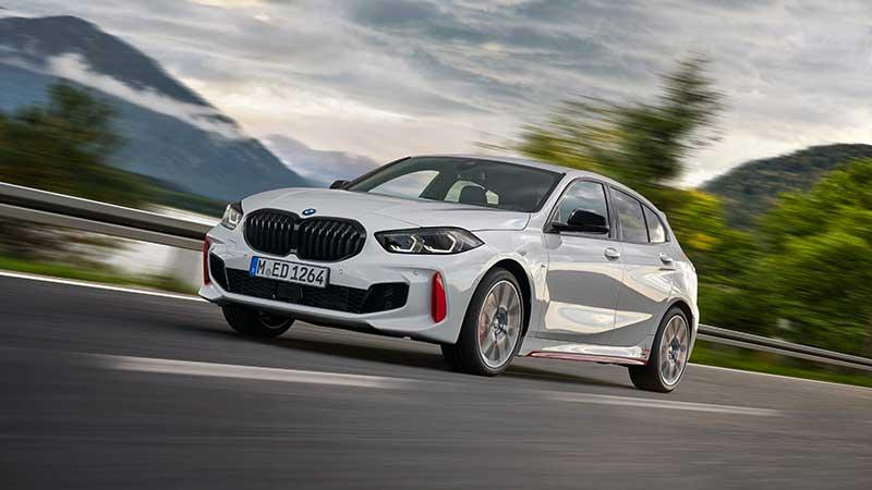 La nuova BMW 128ti