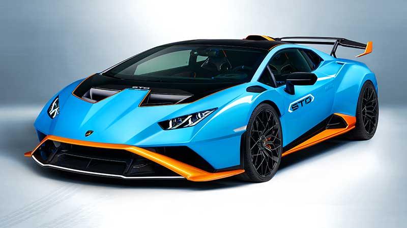 Dalla pista alla strada: la nuova Lamborghini Huracán STO
