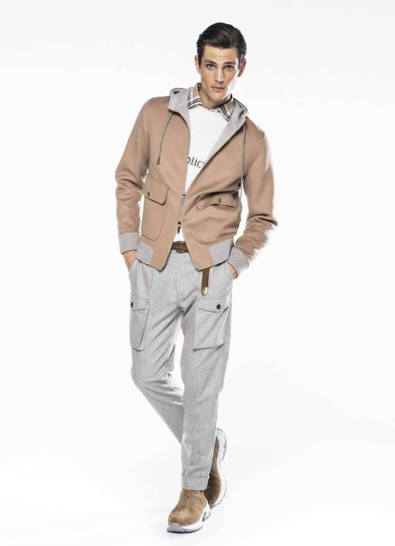 Eleventy Collezione Moda Uomo Autunno Inverno 2021-22