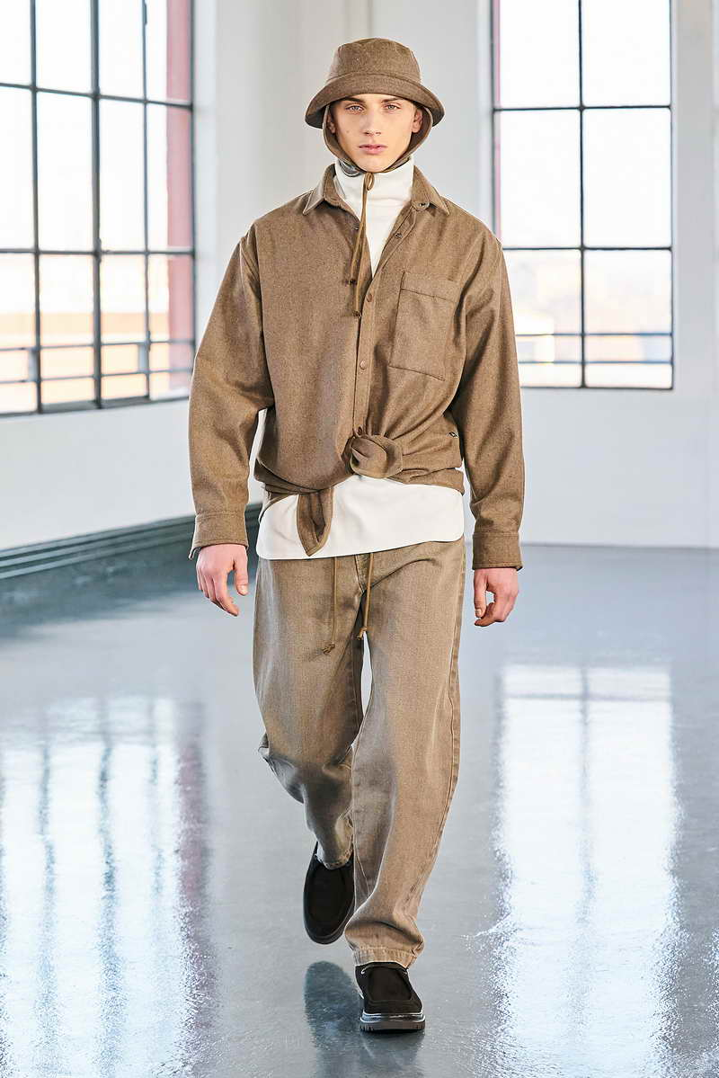 David Catalán Collezione Moda Uomo Autunno Inverno 2021 2022
