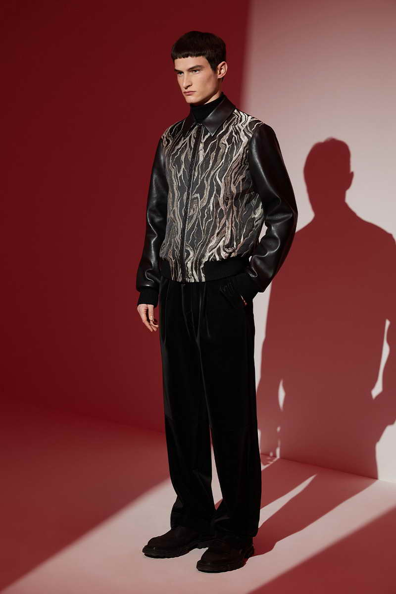 KB HONG Autunno Inverno 2021 2022 - Moda Uomo - Photo Courtesy of KB Hong
