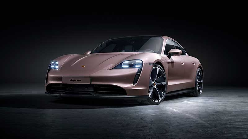 Porsche amplia la gamma Taycan
