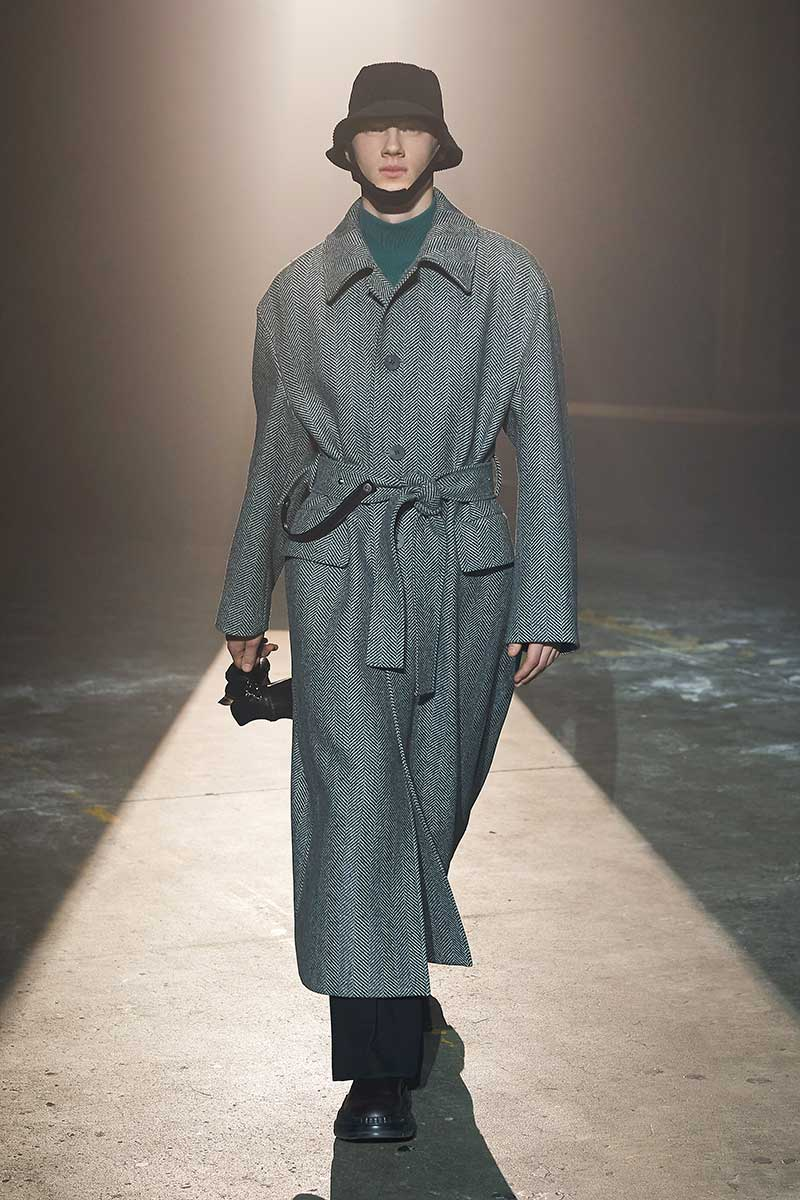 Solid Homme Autunno Inverno 2021 2022 - Photo Courtesy of Solid Homme