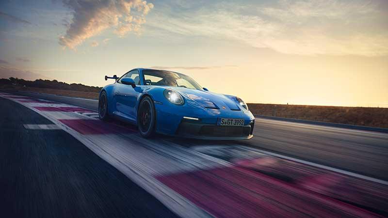 Nuova Porsche 911 GT3: un concentrato di sportività