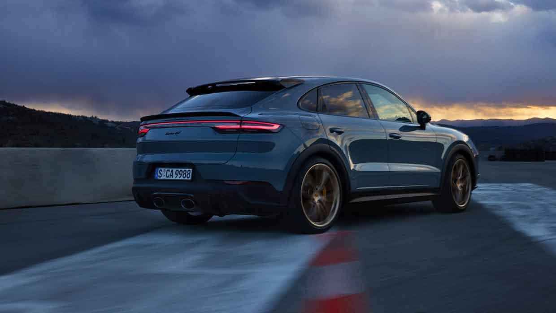 Cayenne Turbo GT: il nuovo capolavoro di sportività di Porsche