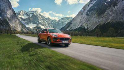 Nuova Porsche Macan: più potente, più affilata, più sportiva