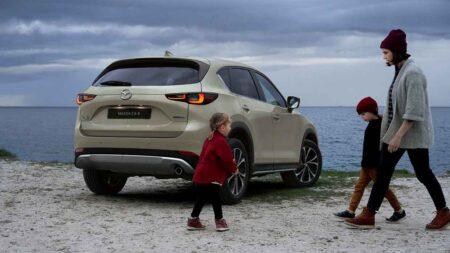 Mazda CX-5 2022: più raffinata e con una nuova gamma di allestimenti