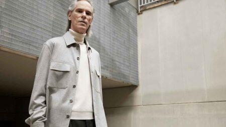 La New Jacket di Zegna, l'overshirt nuova icona Zegna per l'Autunno Inverno 2021