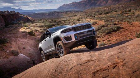 Nuova Jeep® Grand Cherokee 2022