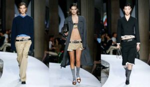 Tendenze moda donna 2022. Trend alert: torna la vita bassa! Magari fossimo già in estate!